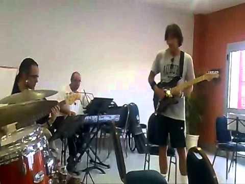 Allen Hinds - Rat Scat - Adeje 2010 (Rehearsal)