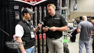 Easton Full Metal Jacket 6mm, Buckshot Stabilizer, & Stay Sharp Broadhead Case 2017 ATA Show