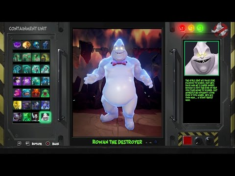 Ghostbusters (2016) - All Ghosts   List (HD) [1080p60FPS]