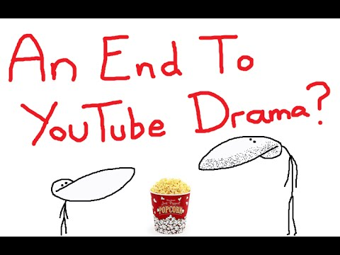An End To Youtube Drama?
