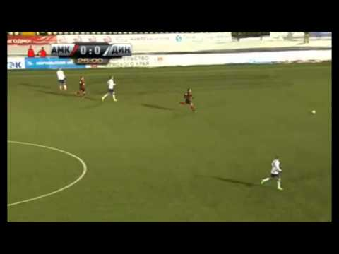 Амкар 3:1 Динамо