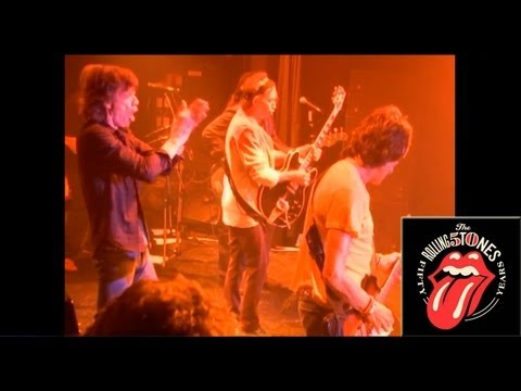 Rolling Stones - Live With Me Live