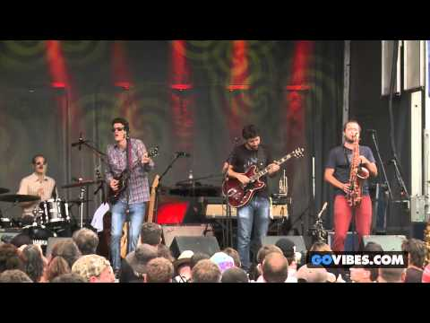 "The Revivalists perform ""Sunny Days"" at Gathering of the Vibes Music Festival"