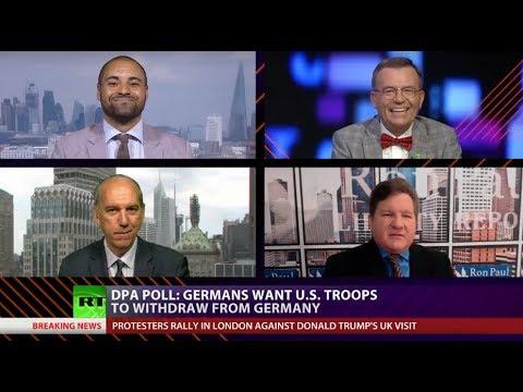 CrossTalk: The Trump And Putin Show