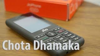 Jio Phone Unboxing & Overview Chota Dhamaka💥 (Hindi Version)