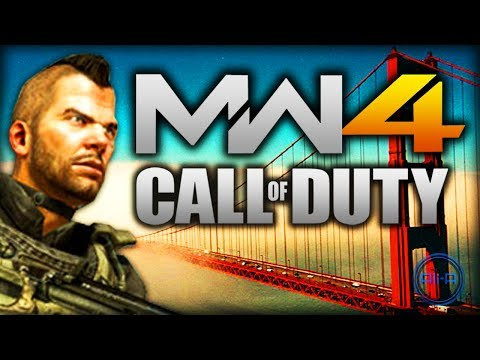 Call of Duty: Modern Warfare 4 - New COD 2014?