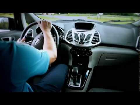 Novo Ford EcoSport 2.0 Aut. - Câmbio PowerShift de 6 marchas e de dupla embreagem