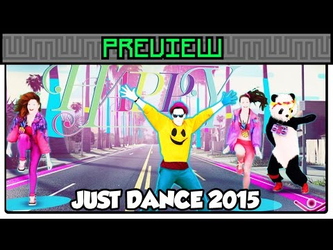 Just Dance 2015 - Preview