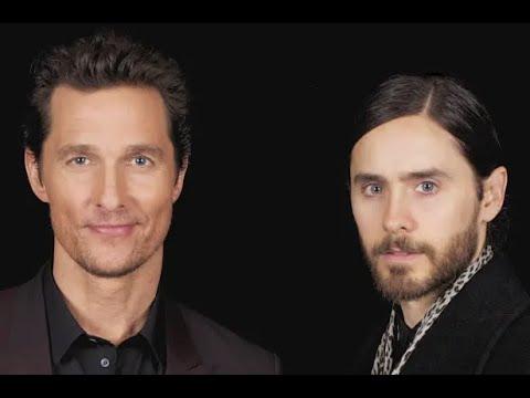 Matthew McConaughey &a... Jared Leto Interview