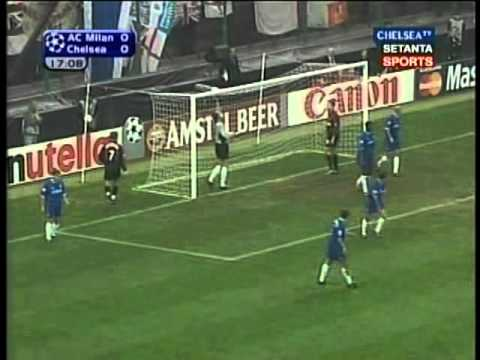 2/8 AC Milan - Chelsea FC,CL Group Stage 99/00.