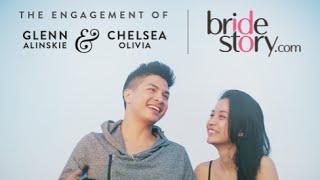 Download Lagu Glenn Alinskie & Chelsea Olivia's Engagement Proposal Gratis STAFABAND