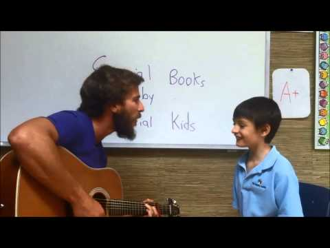 Special Books by Special Kids-Music Therapy