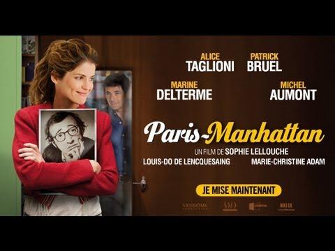 Comedy - PARIS MANHATTAN - TRAILER | Alice Taglioni, Patrick Bruel, Marine Delterme