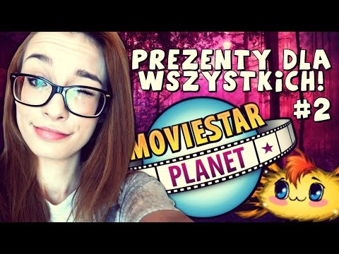 MovieStarPlanet #2 - Wszystkim rozdaje prezenty + nowy zwierzak!