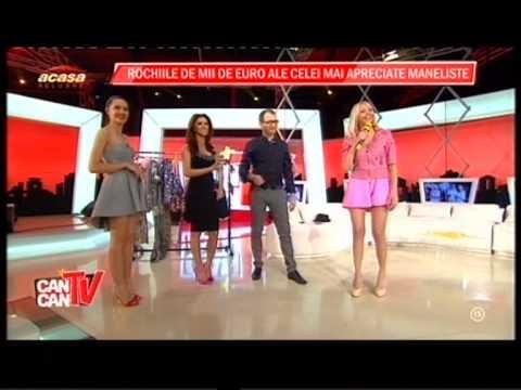 Interviu emisiune Cancan Tv Partea 2