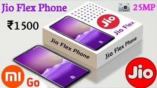 Jio Phone 3 Vs Xiaomi Go Phone Compare Specification ।। Price ₹1500 ।। Camera 📷25MP ।। Ram 4GB/64GB