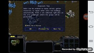 Bochs Emulator Android On Windows 95 StarCraft Demo Game Play