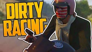 DIRTY RACING! (GTA 5 Funny Moments)
