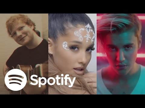 Spotify - Top 100 Most Streamed Songs Of All Time