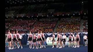 チアリーディング部「2010ジャパンカップ編」
