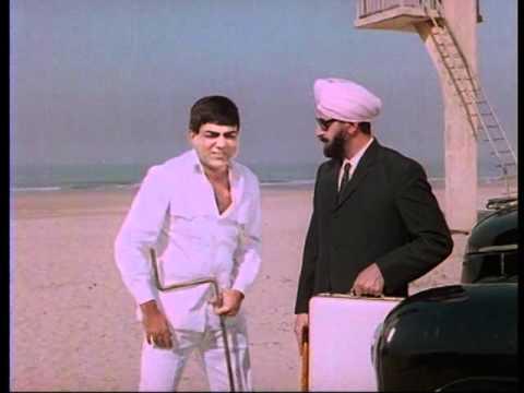 Sadhu Aur Shaitaan - Gadi Kyon Rok Di - Mahmood & Pran - Bollywod...