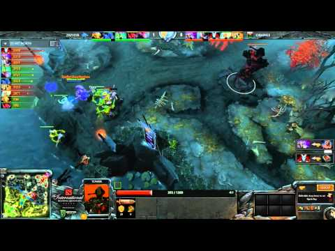 Orange Esports vs Zephyr - The International 4 Dota 2 Qualifiers - @PyrionFlax and @Shaneomad