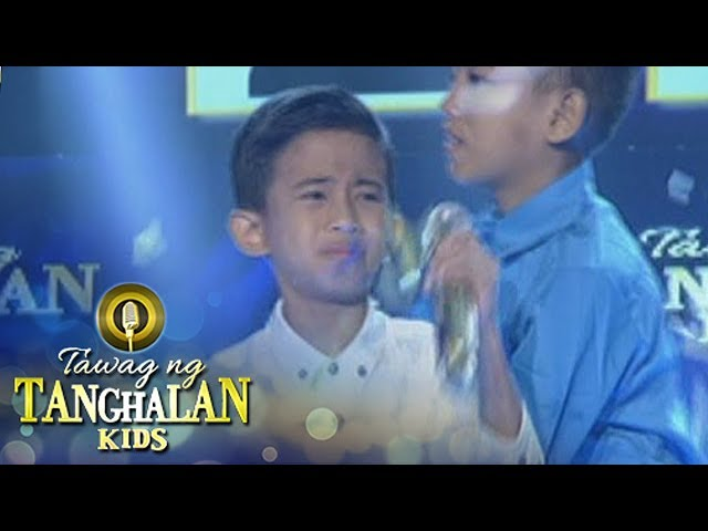 Tawag ng Tanghalan Kids: Jhon Clyd gets the 5th spot in the Grand Finals!