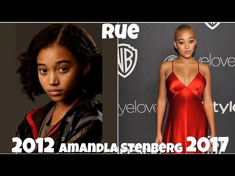 The Hunger Games Then and Now 2017