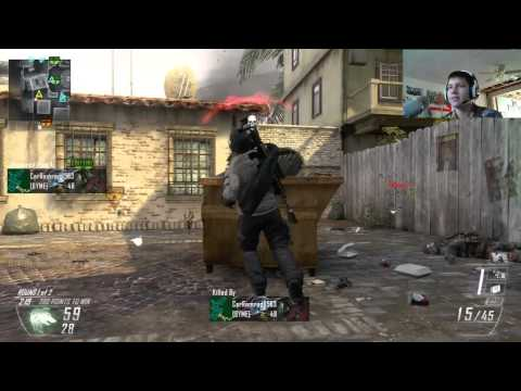 FaZe Pamaj - Live Facecom - Sniping like a champ