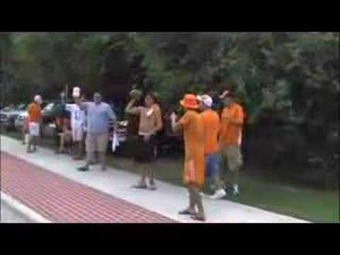 Into the Florida Gator Swamp - A Tennessee Vols Journey Video