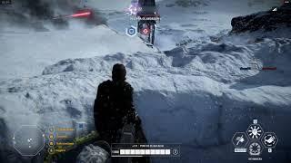 Star Wars Battlefront 2 | Anakin troll | Funny Moments #14