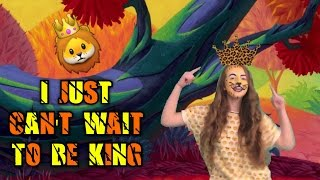 """download lagu """"i Just Can't Wait To Be King"""" """"vs C: gratis"""