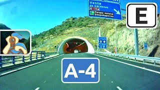 España. A-4 (E-5). Córdoba - Valdepeñas