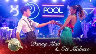 Danny Mac and Oti Mabuse Jive to 'Long Tall Sally' by Little Richard - Strictly 2016: Week 7