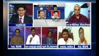 Jai Prakash Sharma Debate on Modi Lehar