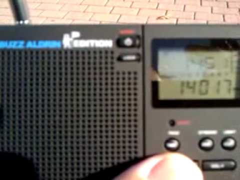 Grundig G6 on Ham Bands Rx
