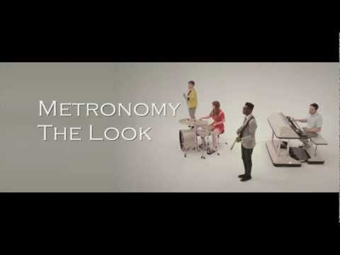Metronomy - The Look (Lyrics)