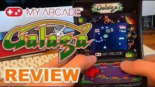 Galaga Micro Player Retro Arcade review