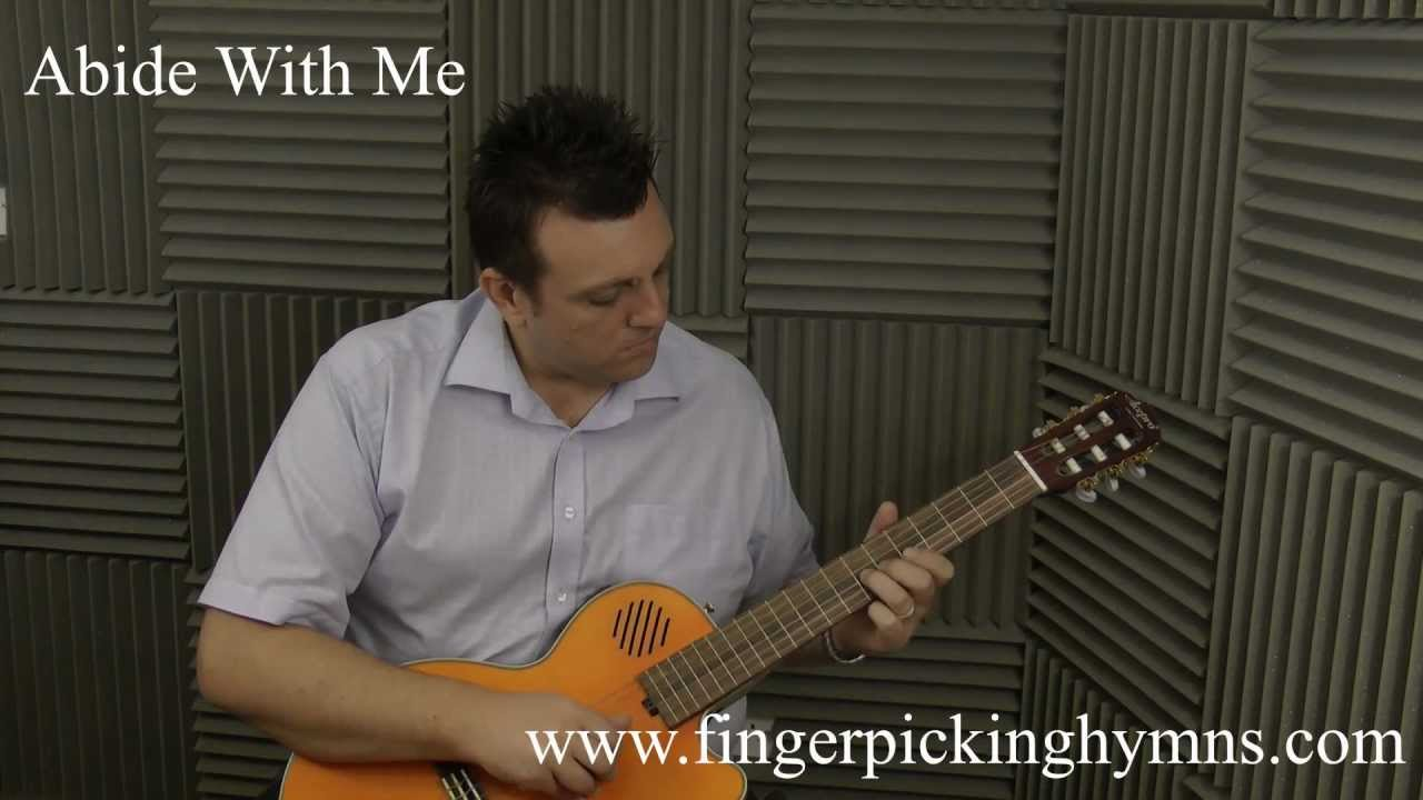 Abide With Me - Hymns For Guitars - YouTube