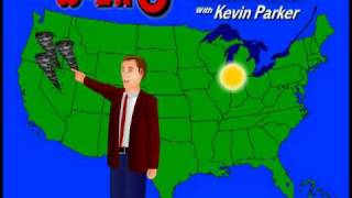 Weather forecast for tomorrow