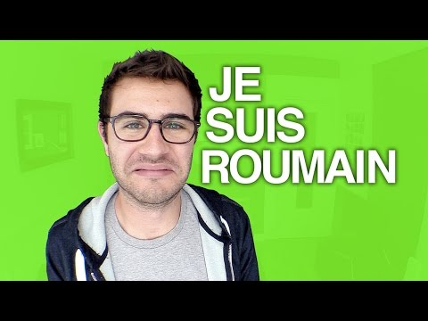Le nouveau Cyprien : Je suis roumain (Vidéo)