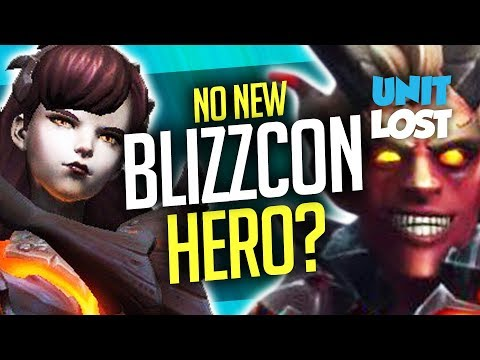"Overwatch News - ""Hero 26 is already amazing"" - Jeff Kaplan (NO Blizzcon HERO?)"