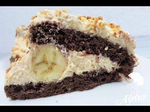 04:06 Elefantentränen Kuchen  Ein Sehr Beliebter Kuchen Von Uns Allen I  Super Einfacher Bananen Kuchen