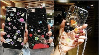 15 Amazing DIY Phone Case Life Hacks! Phone DIY Projects Easy - Galaxy phone case