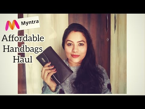 Affordable Bags Haul Under 700-/ | Lavie,Dressberry,Mast and Harbour Haul | Swati Rastogi