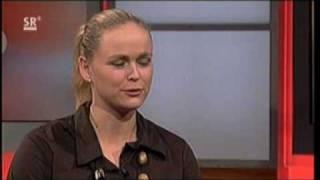 Anna-Lena Grönefeld & Kristina Barrois Interview