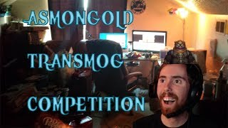 Asmongold Transmog Competition With Mounts [Asmongold Highlights]