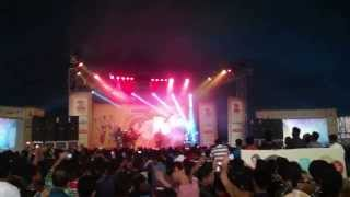 2441139: Anjan Dutta LIVE at Maddox Square