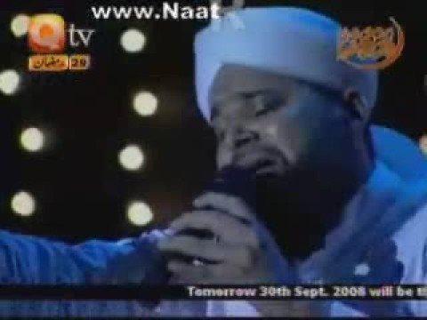 Shab-e-qadr 2008 - Alvida Mahe Ramazan Part 2 - Owais Raza Qadri video