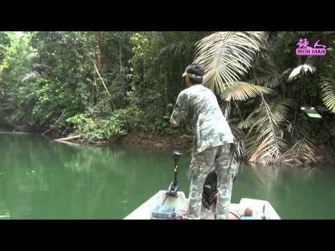 Malaysia Iron Man Fishing   ~